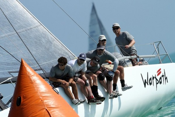 Key West Race Week 2011, Warpath