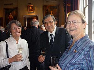 Janet Murphy, Jimmy Cornell, Anne Hammick