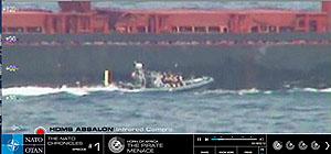NATO patrol video