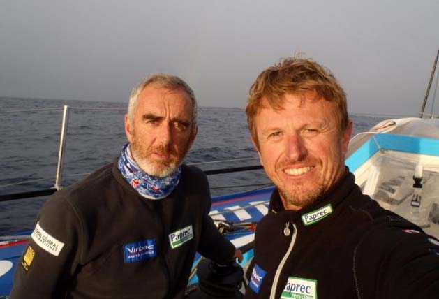 Barcelona World Race, Paprec Virbac duo