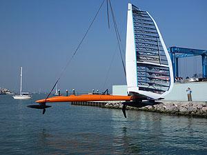 Sailrocket 2