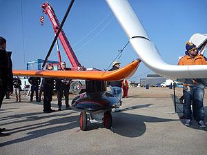 Sailrocket 11