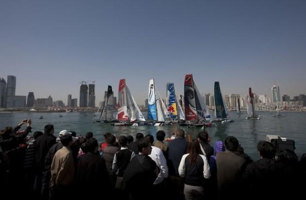 Extreme Sailng Series, China 2011