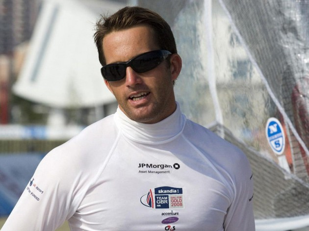Ben Ainslie, 2008 Olympic Games