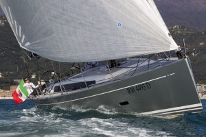 Grand Soleil 50 boat test