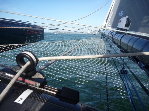 On board AC34