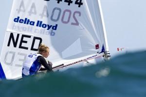 Skandia Sail for Gold 2011, day 2