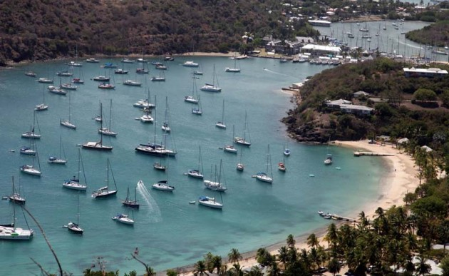 Antigua Sailing Week 2009