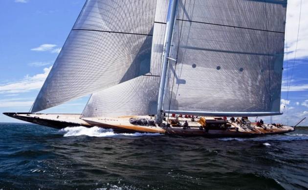 Yacht Hanuman