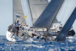 Antigua Sailing Week Day 1