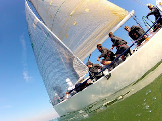 Commodore?s Cup British Keelboat Academy