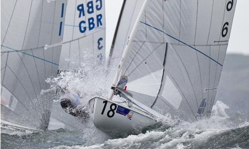 Finn Gold Cup Penultimate day