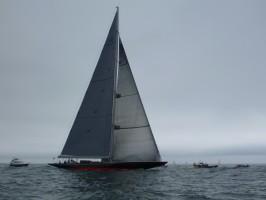 J Class Falmouth Race Day 1