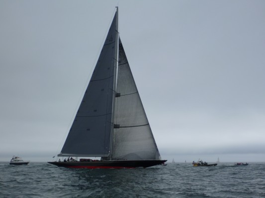J Class Falmouth Race Day 1