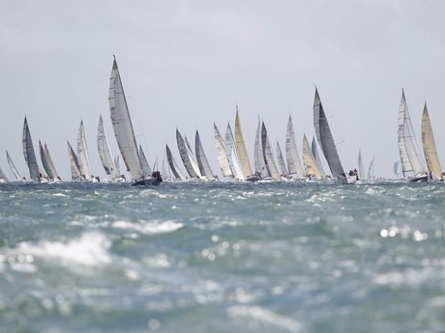 Round the Island Race 2012