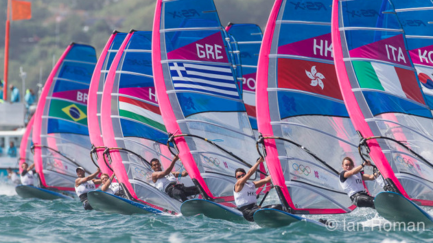 windsurfing back in olympics