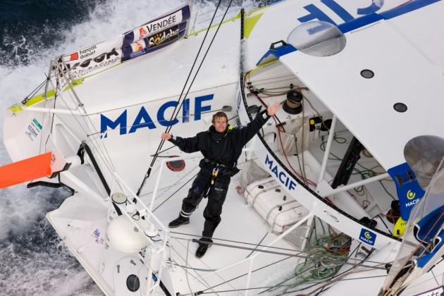 Macif, Vendee Globe 2012