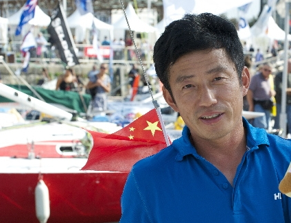 Chinese sailor's lone circumnavigation - Yachting World