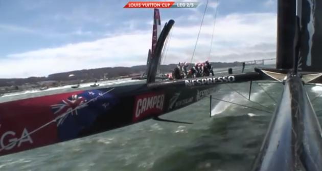 Kiwis win race 7