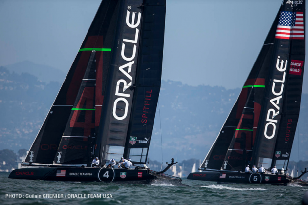 Oracles two AC45s