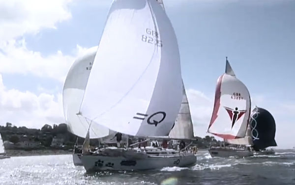 Cowes Week Day Two highlights