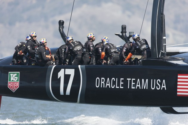 Oracle upwind