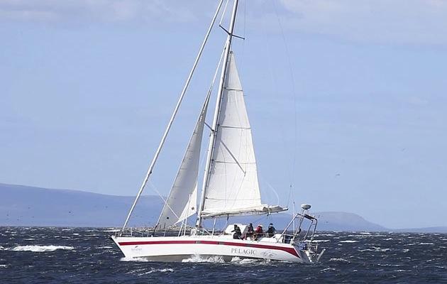 Skip Novak's Storm Sailing Techniques Part 5: reefing