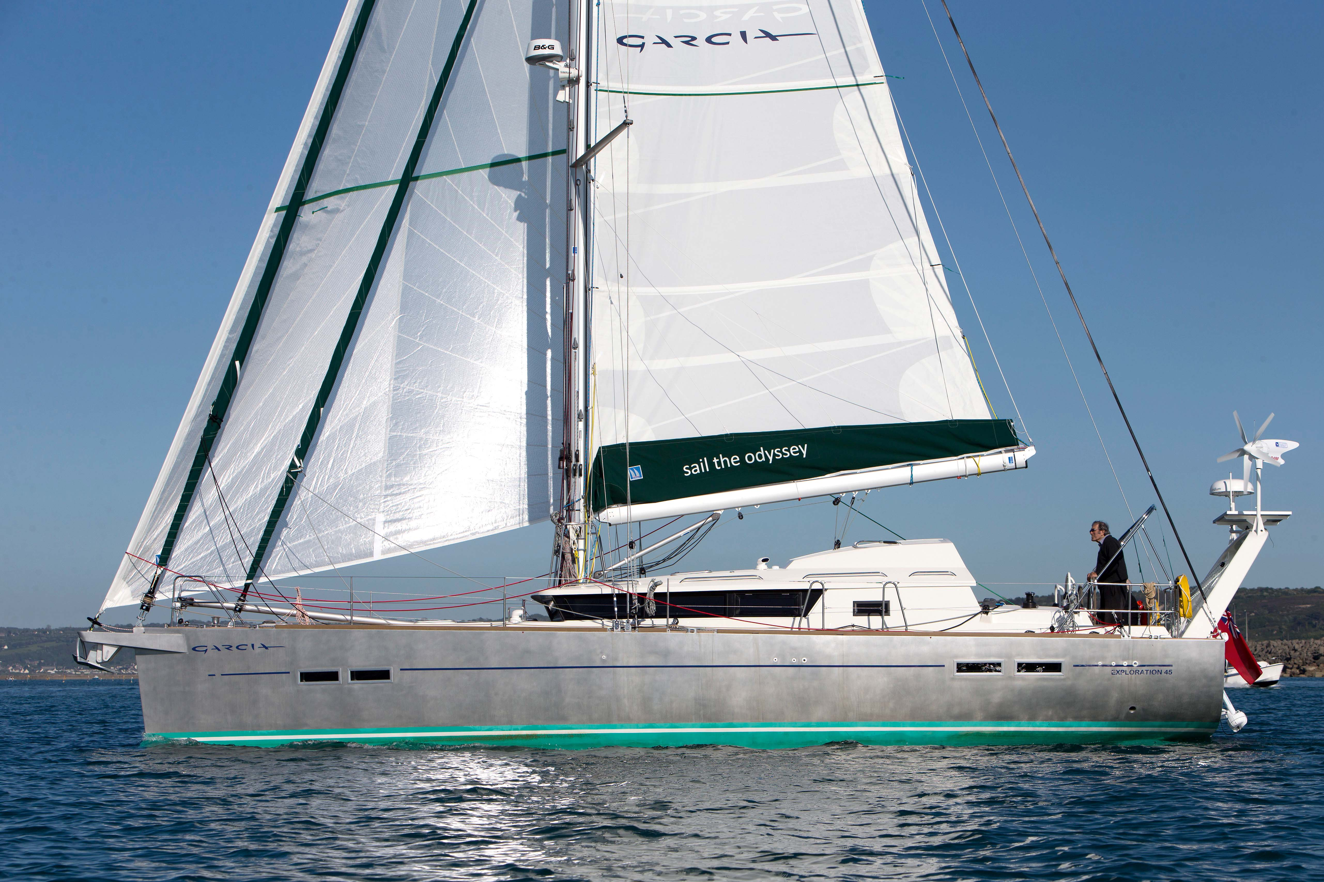 jimmy cornell reveals his new aventura u2013 yachting world