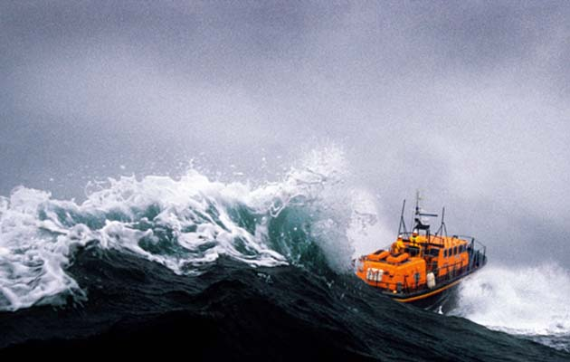 On board with an RNLI lifeboat crew - Yachting World