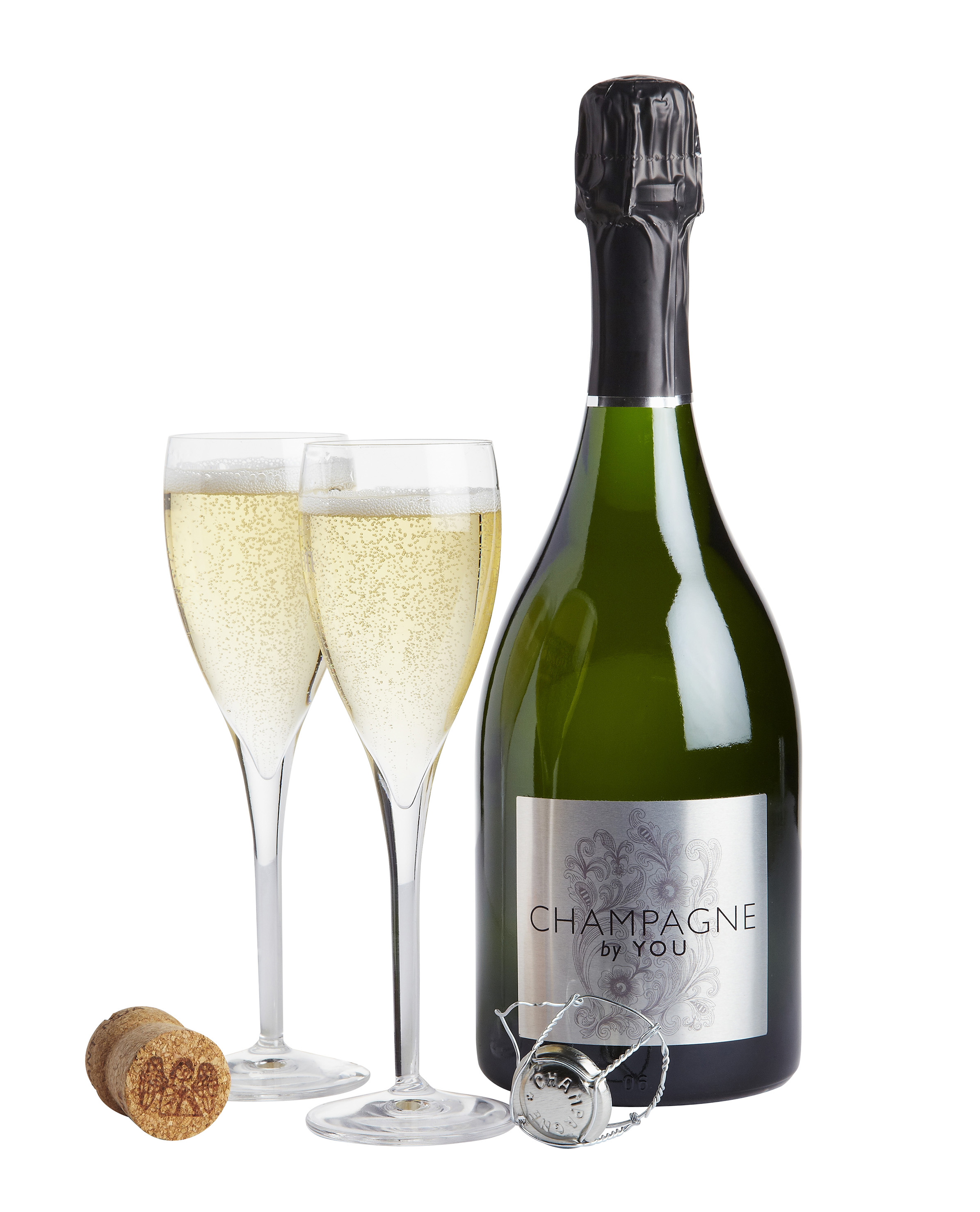 Christmas gift ideas: Champagne by you