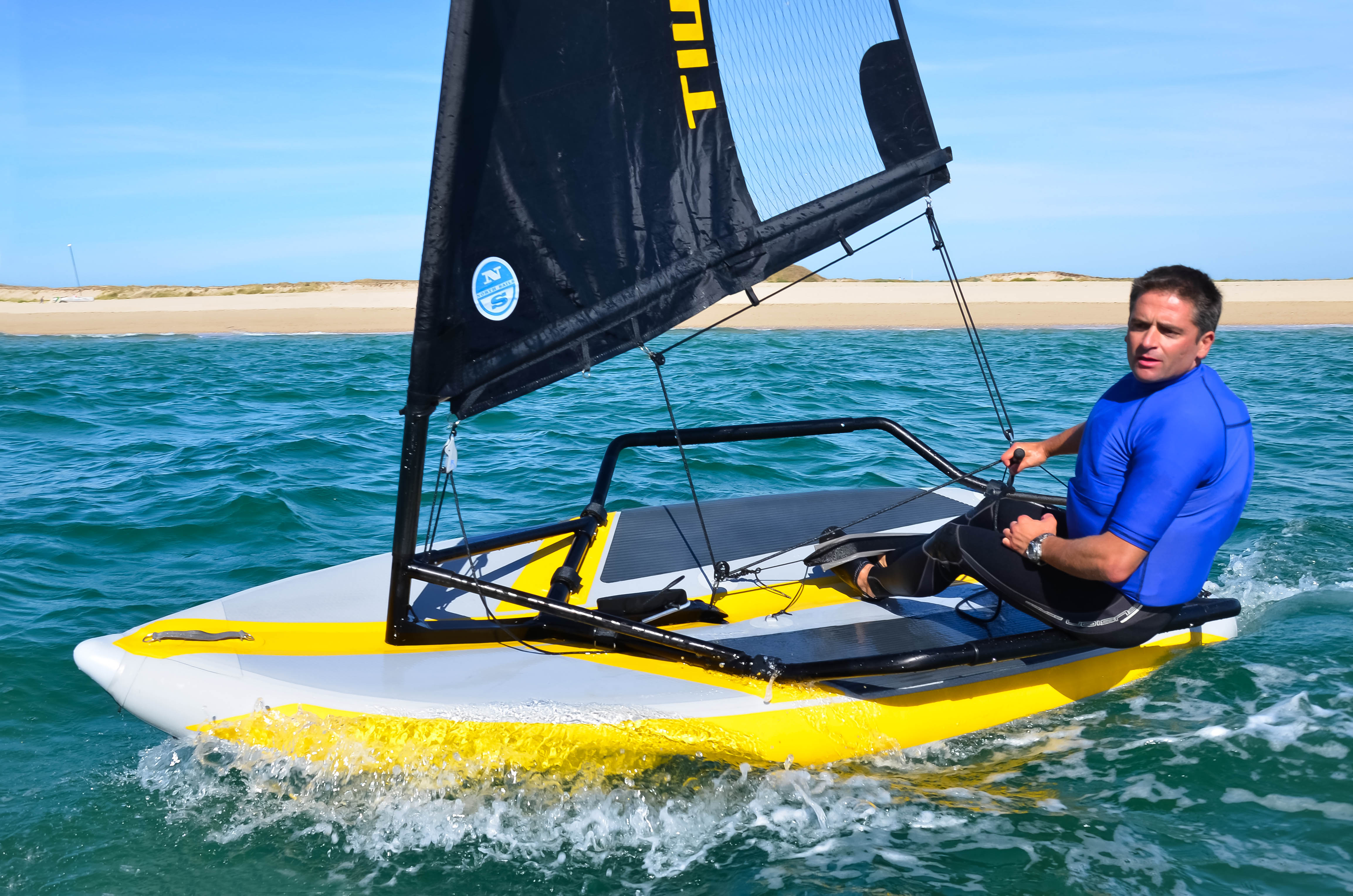 Christmas gift ideas: TIWAL inflatable dinghy