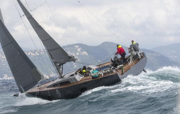 Segelyacht modern  European Yacht of the Year