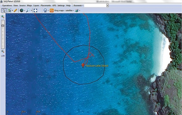 Google Earth navigation: sail off the chart – Yachting World