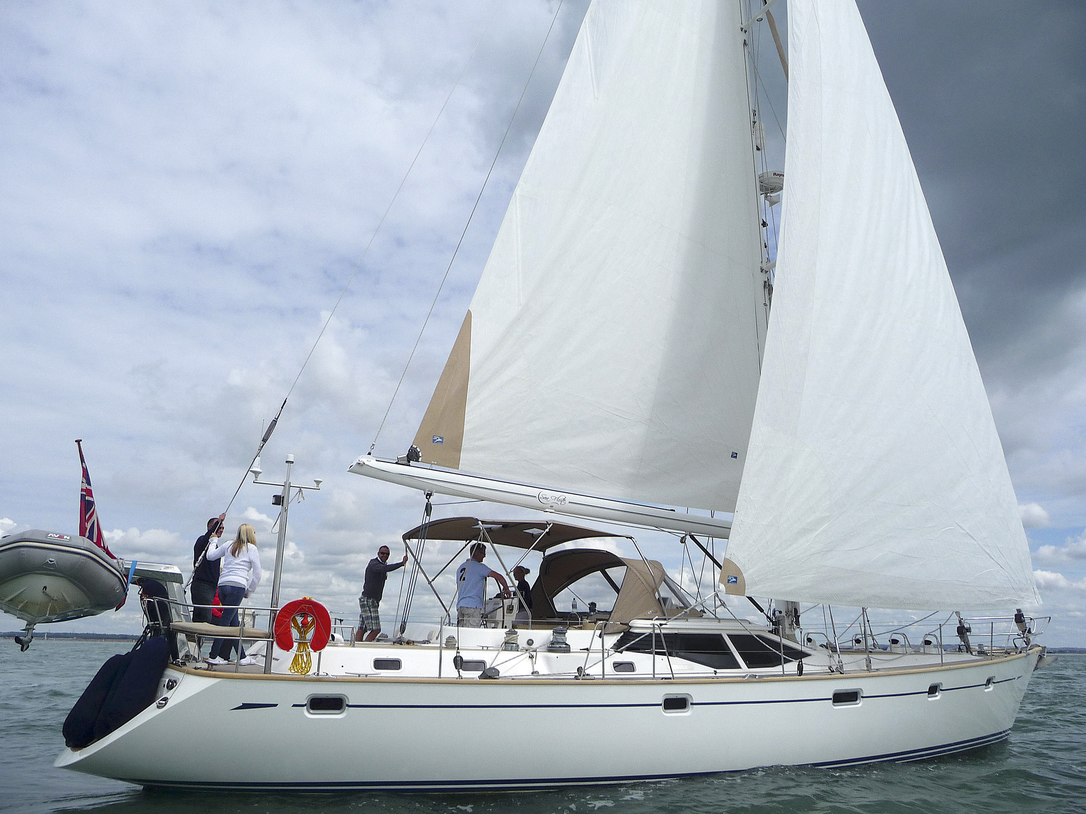 Yacht refit tips save money and project manage the work yourself sea flute sailing again solutioingenieria Choice Image
