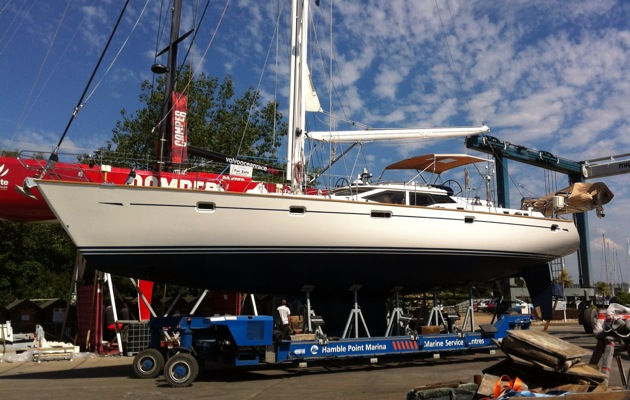 Yacht refit tips save money and project manage the work yourself yacht refit tips you can save costs on refitting a quality cruiser by project managing the work yourself solutioingenieria Choice Image