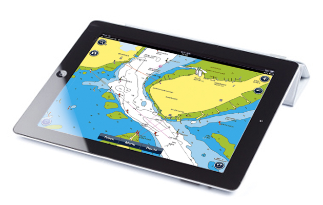 iPad navigation apps main