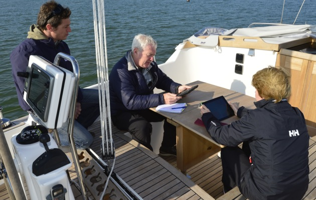 iPad navigation apps tested – Yachting World