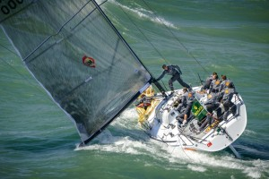 5 tips: when, why and how to take a penalty in a yacht race – advice from top match racer Ian Williams