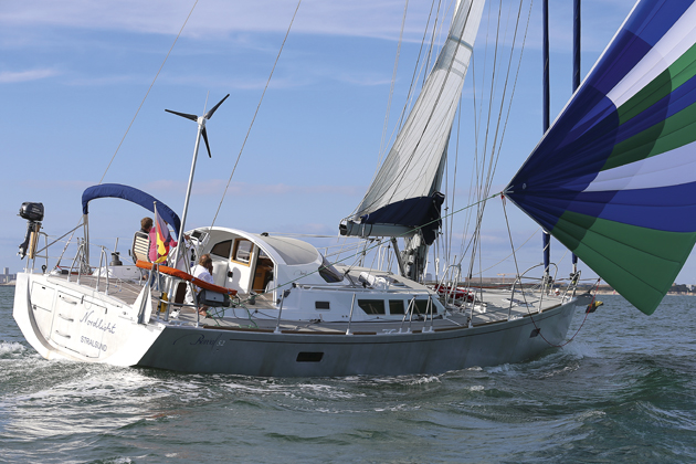 Boreal 52 boat test – Yachting World