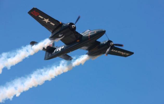 Flying Legends aircraft St Barths