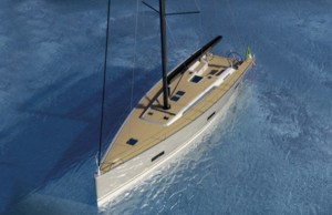 Contemporary-looking Solaris 50 designed for short-handed global cruising