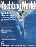 Yacting World May Cover