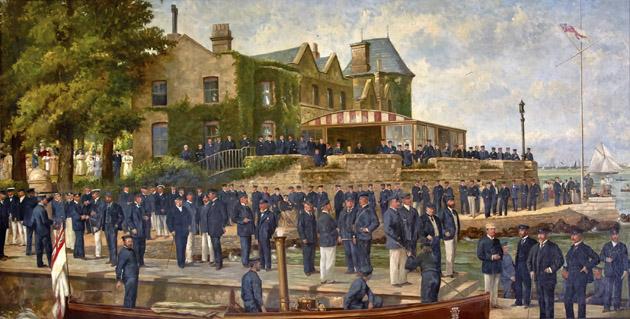 RYS members in 1895