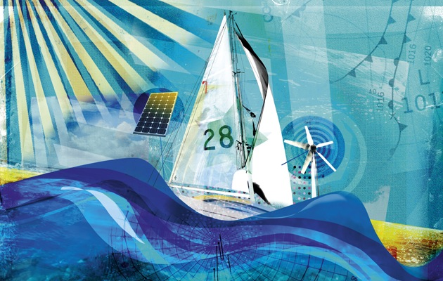 Wind, water and solar power: a revolution – Yachting World