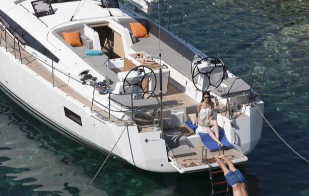 New Jeanneau 54 launched: following the impressive 64