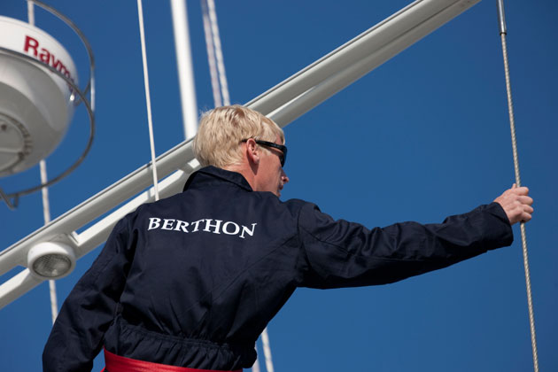 Berthon rigging services