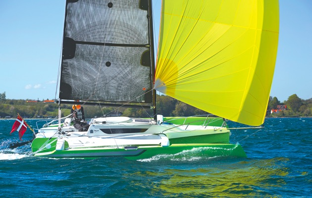 European Yacht of the Year 2015 nominee