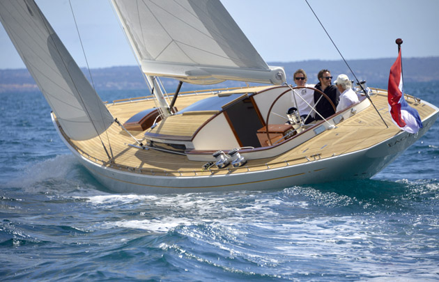 Eagle 54 A Clean Decked Daysailer Yachting World