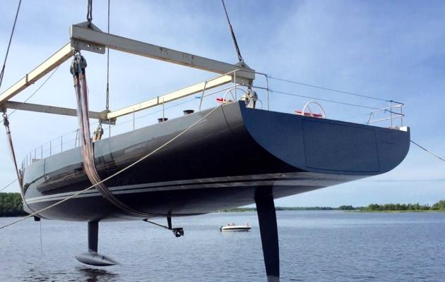 JVNB Judel Vrolijk Nauta Baltic 115 launches