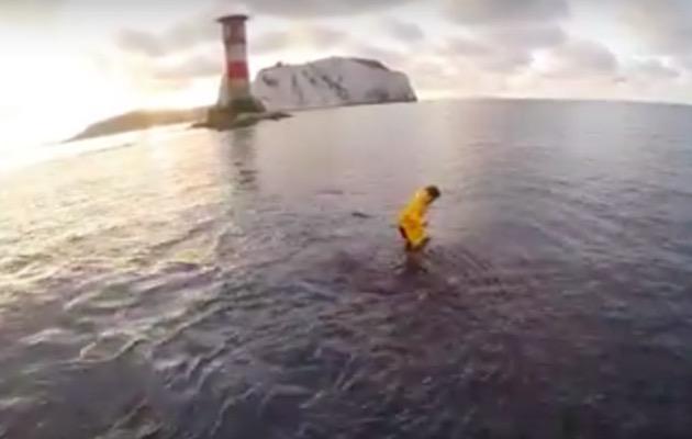 Varvassi wreck video